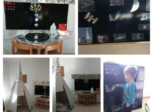 Leptirići - naš novi svemirski centar u izradi
