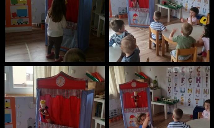 Zečići - simbolička igra u dramskom, kazališnom kutiću, poticanje na glumu, stvaralaštvo, razvoj spoznaje, socio-emocionalni razvoj