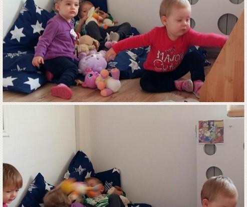 Bubamare - istraživanje slikovnica i dramska igra s plišanim igračkama, razvoj kreativnosti, suradnje i govora