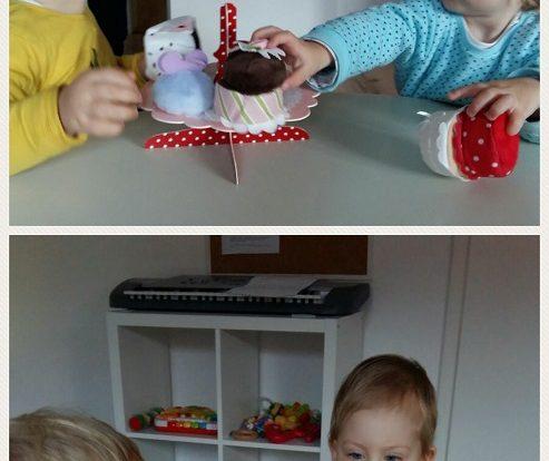 Bubamare - igra u centru kuhanja, razvoj kreativnosti i suradničkog učenja