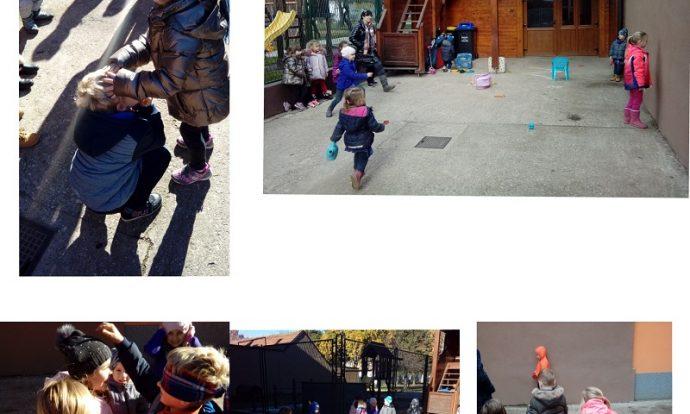 Ribice - igre vani, poticanje suradnje, poštivanja pravila, jačanje grupnih odnosa i strpljivosti