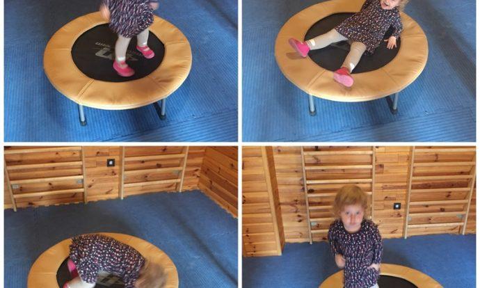 Zečići - tjelovježba u dvorani, razvoj motorike i koordinacije