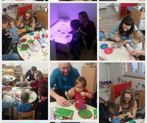 Bubamare - božićna kreativna radionica s djecom i roditeljima