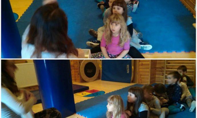 Frfići-mozgalići - društvena igra za jačanje grupne povezanosti, pričanje priče prijateljima po leđima