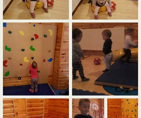 Bubamare - vježbanje i sportske igre u dvorani, razvoj zajedništva, suradnje, strpljenja, grube i fine motorike