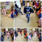 Ribice - obilježavanje maskenbala, završni dan karnevala, maskiranje, poticanje kreativnosti, samostalnost pri odabiru, ples i pjevanje