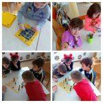 Ribice - tihe igre, usvajanje pravila, razvoj koncentracije i pažnje