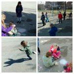 Ribice - zajednička igra na otvorenom, poticannje suradnje i uzajamnog pomaganja