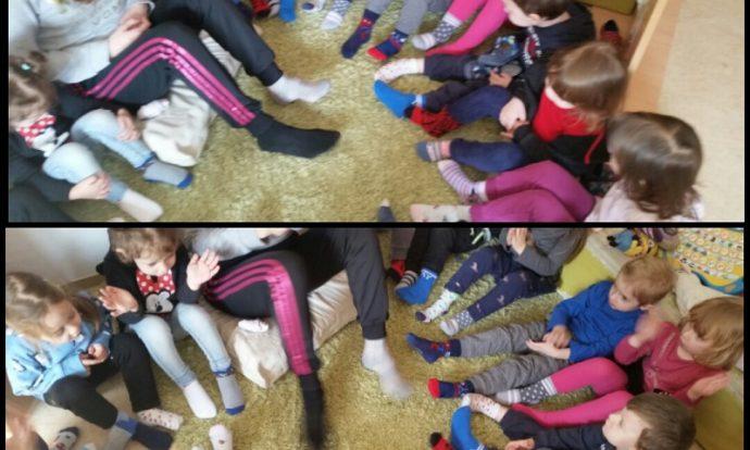 Leptirići - obilježavanje Svjetskog dana sindroma Down, prihvaćanje različitosti i nejednakosti, jačanje socijalnih kompetencija