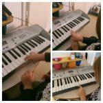 Ribice - glazbena aktivnost, sviranje i pjevanje My ABC song, poticanje ljubavi prema glazbenim instrumentima, razvoj slušne percepcije