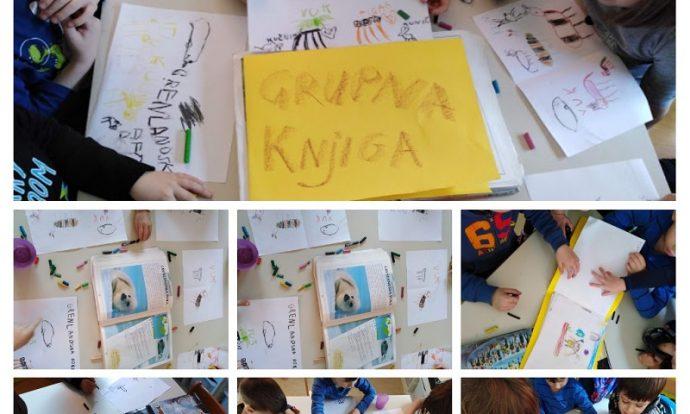 Ribice - obilježavanje Međunarodnog dana dječje knjige, razvoj svijesti o važnost čitanja i listanja slikovnica, bogaćenje rječnika, govorni razvoj