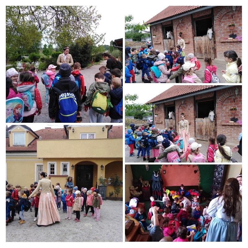 Izlet na posjed Contessa i posjet dvorcu u Ozlju