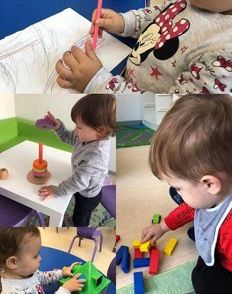 Lavići - istraživanje didaktičkih igračaka u sobi, razvoj koncentracije i pažnje