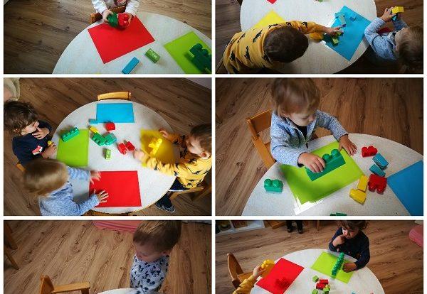 Zečići - prepoznavanje, razvrstavanje i imenovanje osnovnih boja