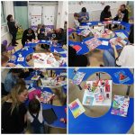 Lavići - zajednička božićna radionica s roditeljima i djecom