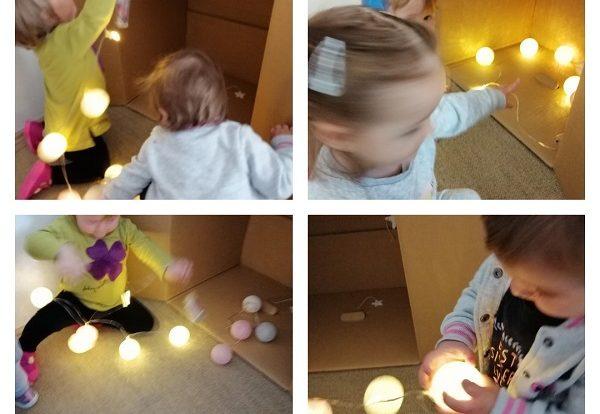 Bubamare - istraživanje svjetlosti, poticaj razvoja koncentracije, istraživanja i spoznaje
