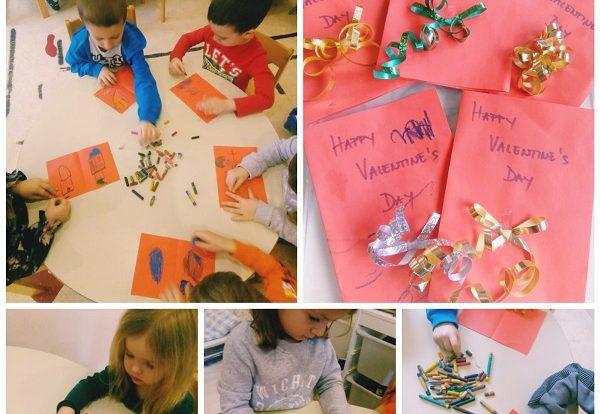 Leptirići - Valentines day, greeting cards