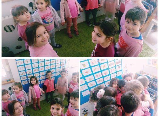 Ribice - Ružičaste majice, obilježavanje Dana borbe protiv vršnjačkog nasilja, razvoj svijesti o vršnjačkom nasilju te prevenciji istoga