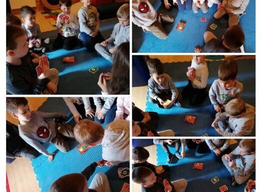 Frfići mozgalići - društvena kartaška igra; poštivanje pravila