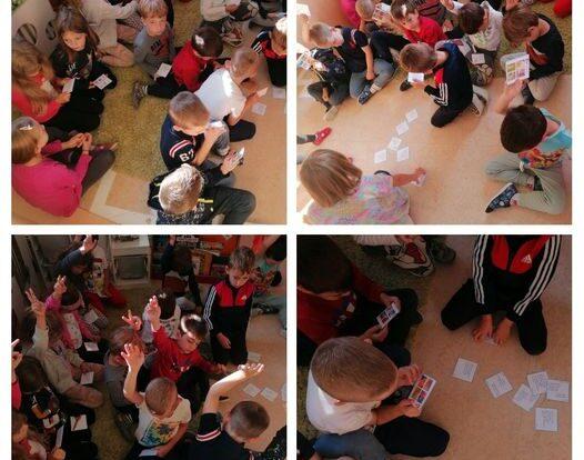 Ribice - poticanje na razmišljanje, održavanje pažnje pri rješavanju mozgalia i zagonetka